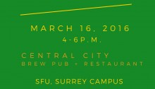 St. Patty's Dat Social in Surrey