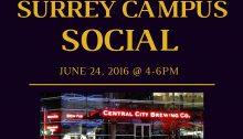 GSS Surrey Social Poster [Final]