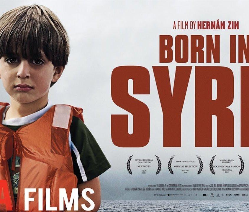 Born in Syria 1
